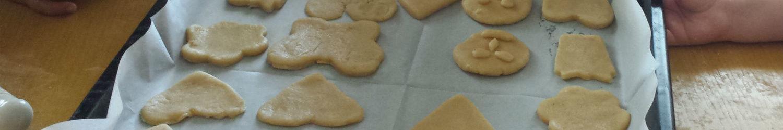 פעילות לילדים – הכנת עוגיות
