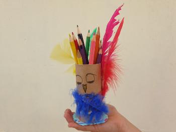 יצירות לילדים – גלילי ניר טואלט